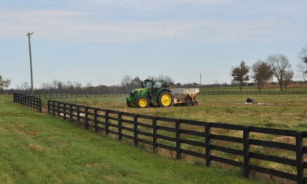 Fertilizing Cool-Season Horse Pastures