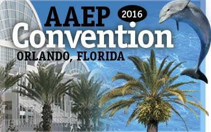 Sunday's Top Tweets from the 2016 AAEP Convention