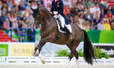 Olympic Dressage Preview: Can Dujardin, Valegro Do It Again?