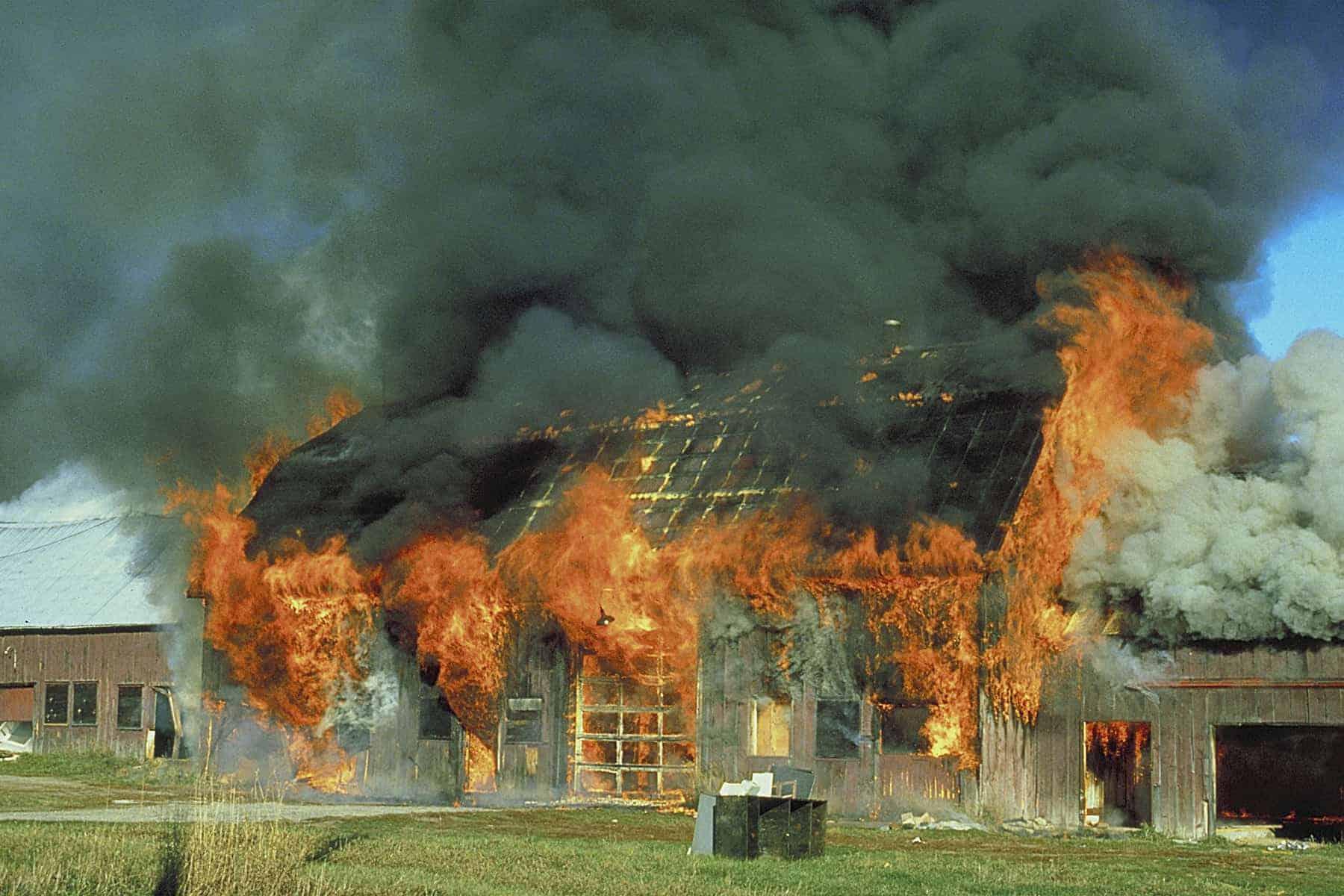 Barn Fire Prevention