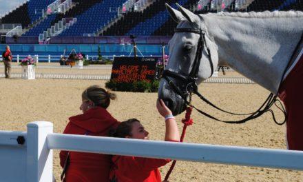 London 2012 Para-Equestrian Events Begin Aug. 30