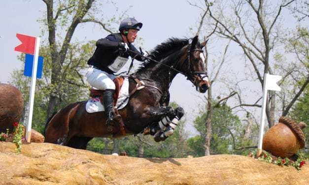 Feeding Upper-Level Event Horses