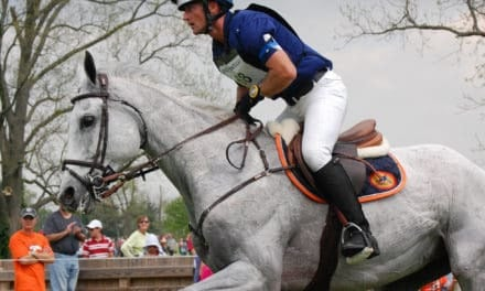 Rolex Kentucky: Horse Care After Cross Country