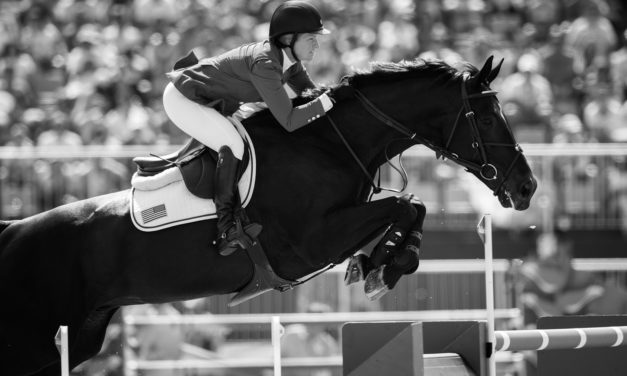Madden, Cortes 'C' Withdrawn From Olympic Jumping