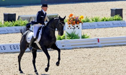 Rolex Kentucky: Feeding the Three-Day Event Horse