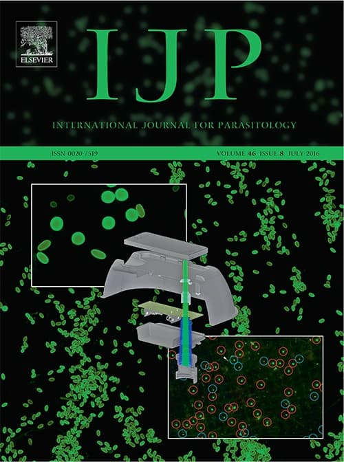 Parasight System Featured on Cover of Parasitology Journal – The Horse