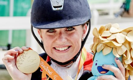 Rio 2016 Paralympics: Golds Pour In for Great Britain