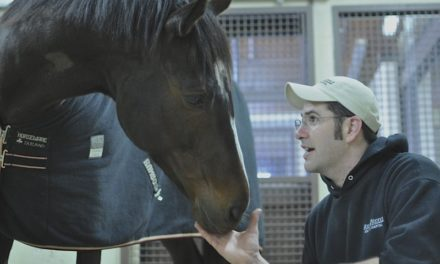 Commentary: Rachel Alexandra and Brent Comer: A Love Story