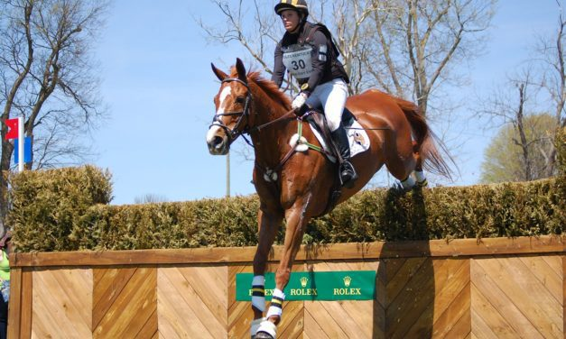 Nutrition and Recovery for Eventing (and Other Hard-Working) Horses