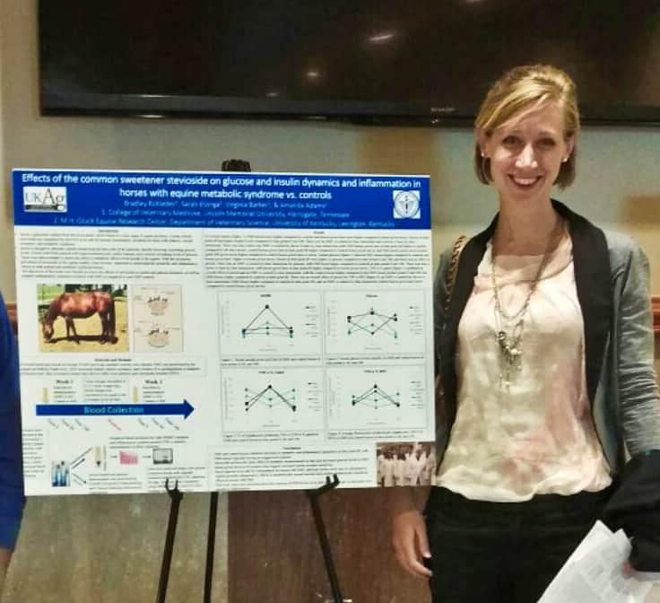 UK Graduate Student Spotlight: Sarah Elzinga