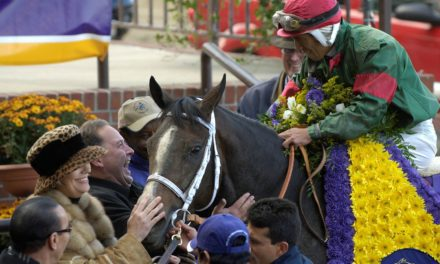 2005 Breeders' Cup Sprint Winner Silver Train Dies