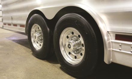 Learn How to Read Trailer Tires to Keep Horses Safe