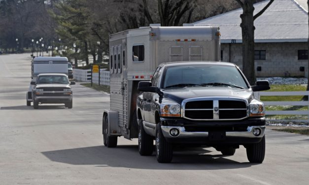 Towing Safety and Horse Trailer Maintenance