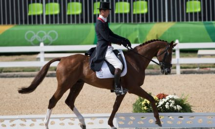 Fox-Pitt, Chilli Morning Lead Eventing After Dressage