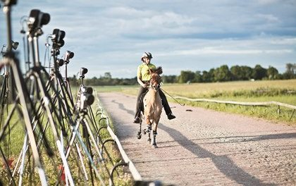High-Tech Equine Research