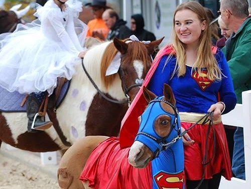 Poll Recap: Halloween Horse Shows