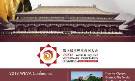 2018 WEVA Congress Approaching