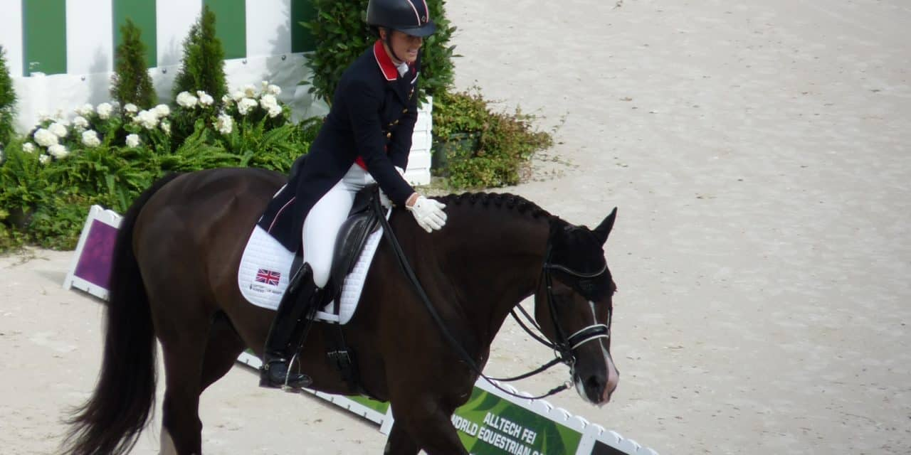 Why Equitation Scientists Love Dressage Star Valegro