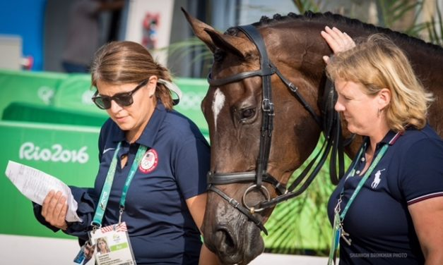 Q&A: Veteran Rolex Three-Day Event Groom Emma Ford