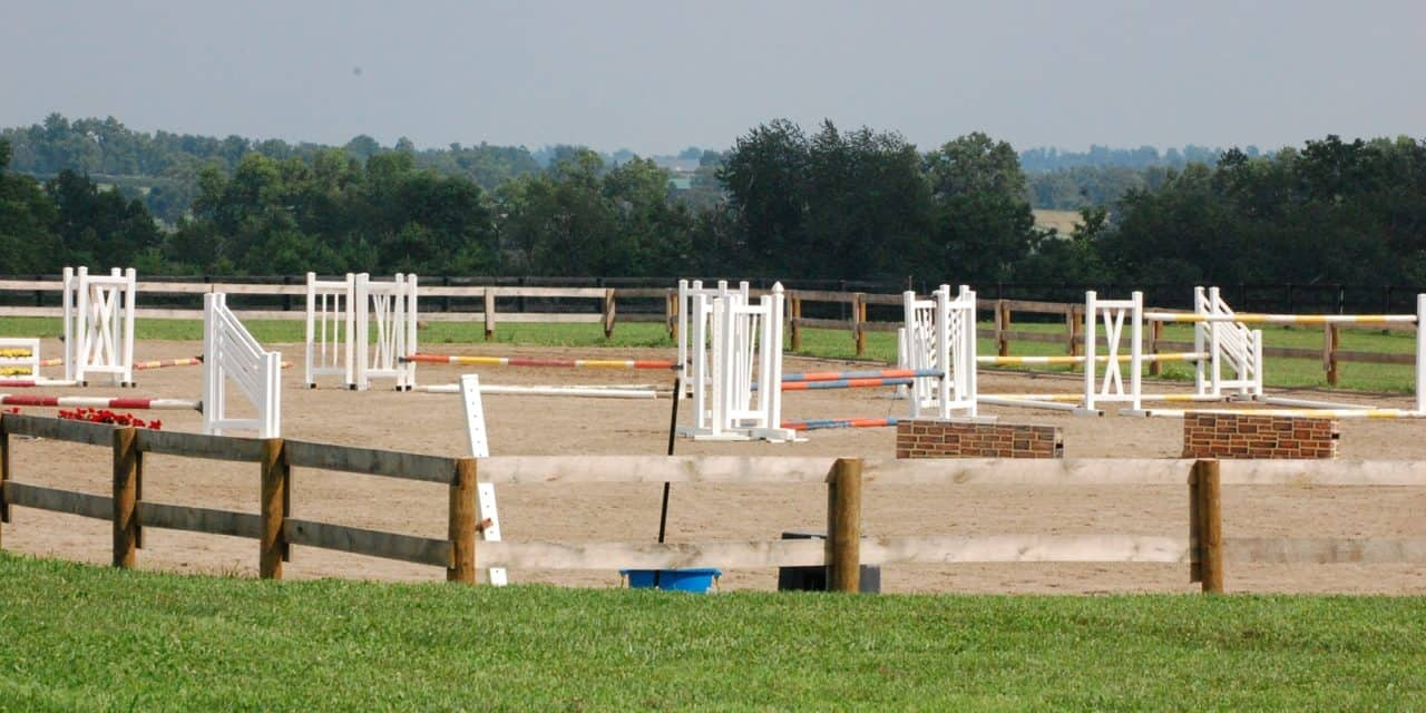 Avoid Common Mistakes When Building An Outdoor Arena