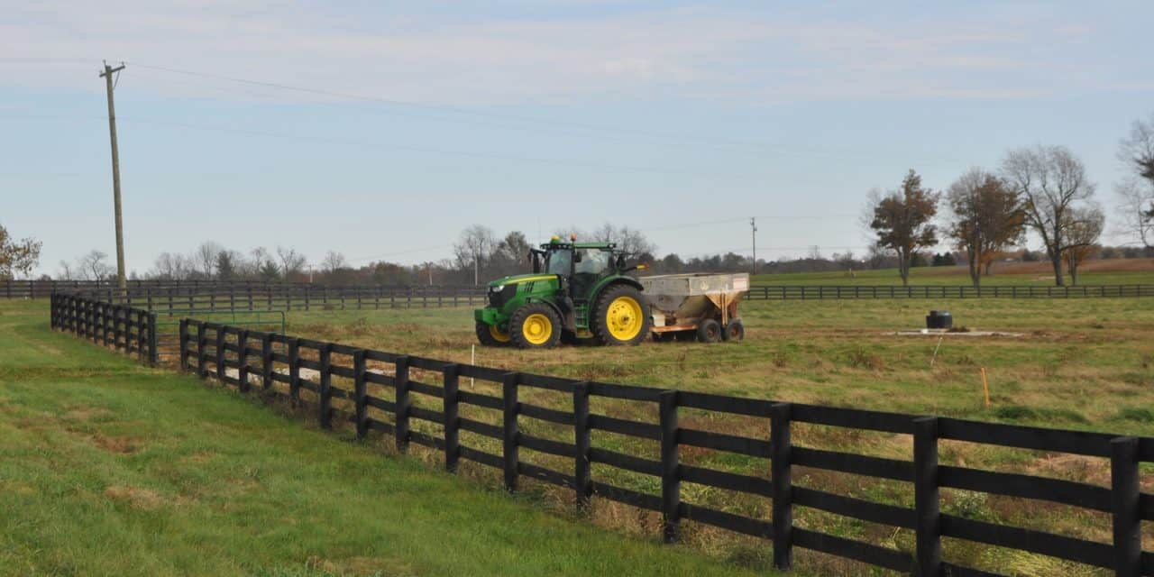 Equipment for Managing Horse Pastures – The Horse