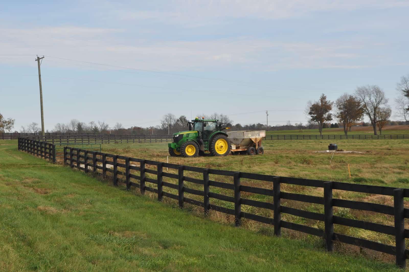 Equipment for Managing Horse Pastures