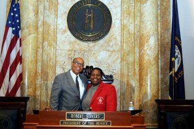 Veterinary Pathologist Recognized on Kentucky Senate Floor