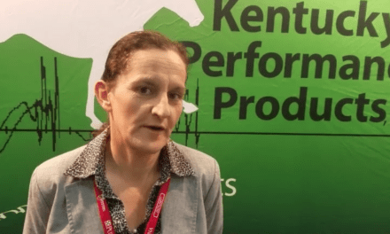 2017 AAEP Trade Show Spotlight: Kentucky Performance Products