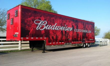 Budweiser Clydesdales: What's in the Trailer?