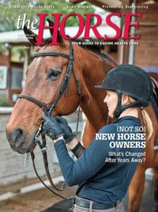 The Horse Cover - July 2018