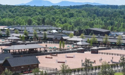 Coming to America: 2018 World Equestrian Games Preview