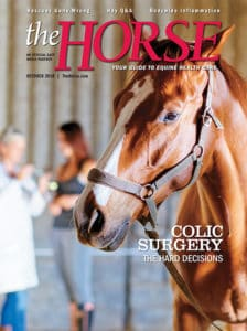 The Horse October 2018 issue