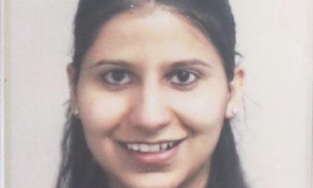 UK Graduate Student Spotlight: Parul Suri, MS