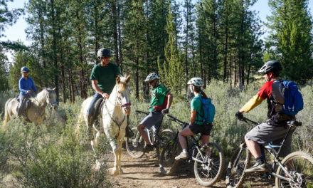 Trail-Sharing Tips Horseback Riders Can Use