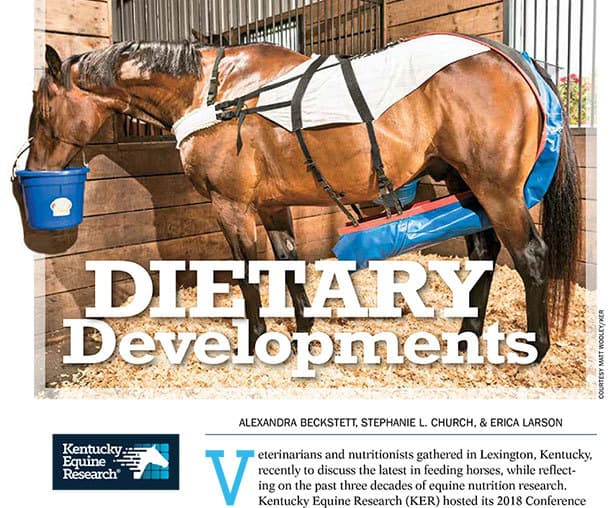 Kentucky Equine Research Conference Coverage – The Horse