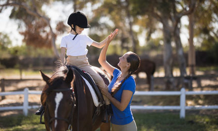 Finding a Horse Trainer Who's Right for You (or Your Child)