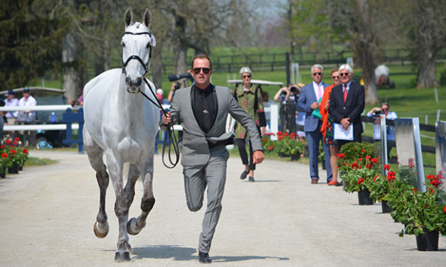 Land Rover Kentucky Three-Day Event: Sights From the First Horse Inspection