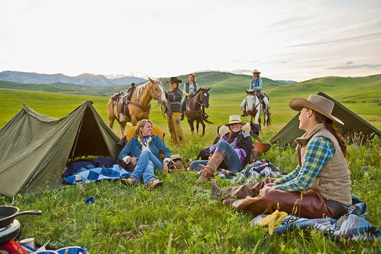 Safe and Smart Horse Camping