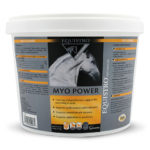 Myo Power Supplement Contains BCAAs to Support Equine Muscle Health