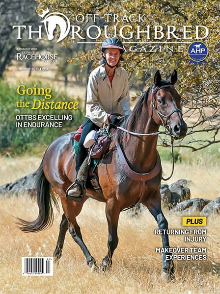 Off-Track Thoroughbred Magazine, Summer 2019