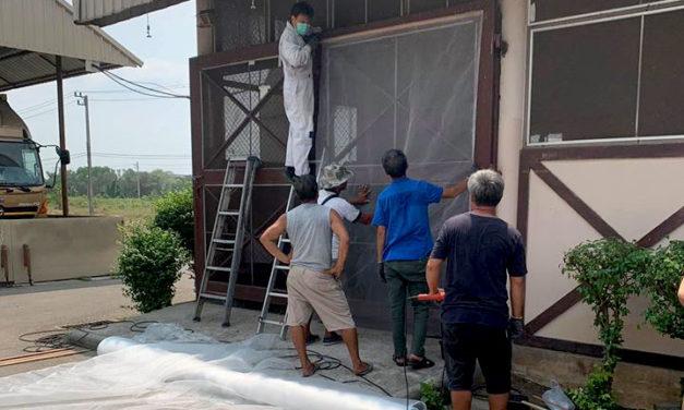 African Horse Sickness Cases in Thailand Quadruple