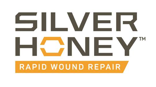 Silver Honey Rapid Wound Repair