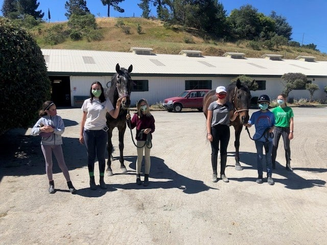 USHJA Feed Aid Initiative Provides Relief to More Than 2,000 Horses