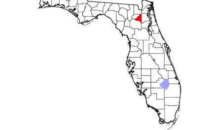 Florida's 16th EEE Case Confirmed