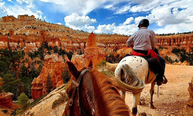 A Trail Ride Through Bryce Canyon National Park