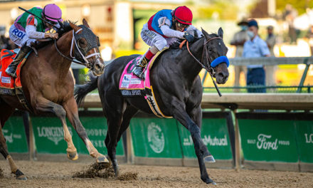 Kentucky Derby Winner Tests Positive for Betamethasone